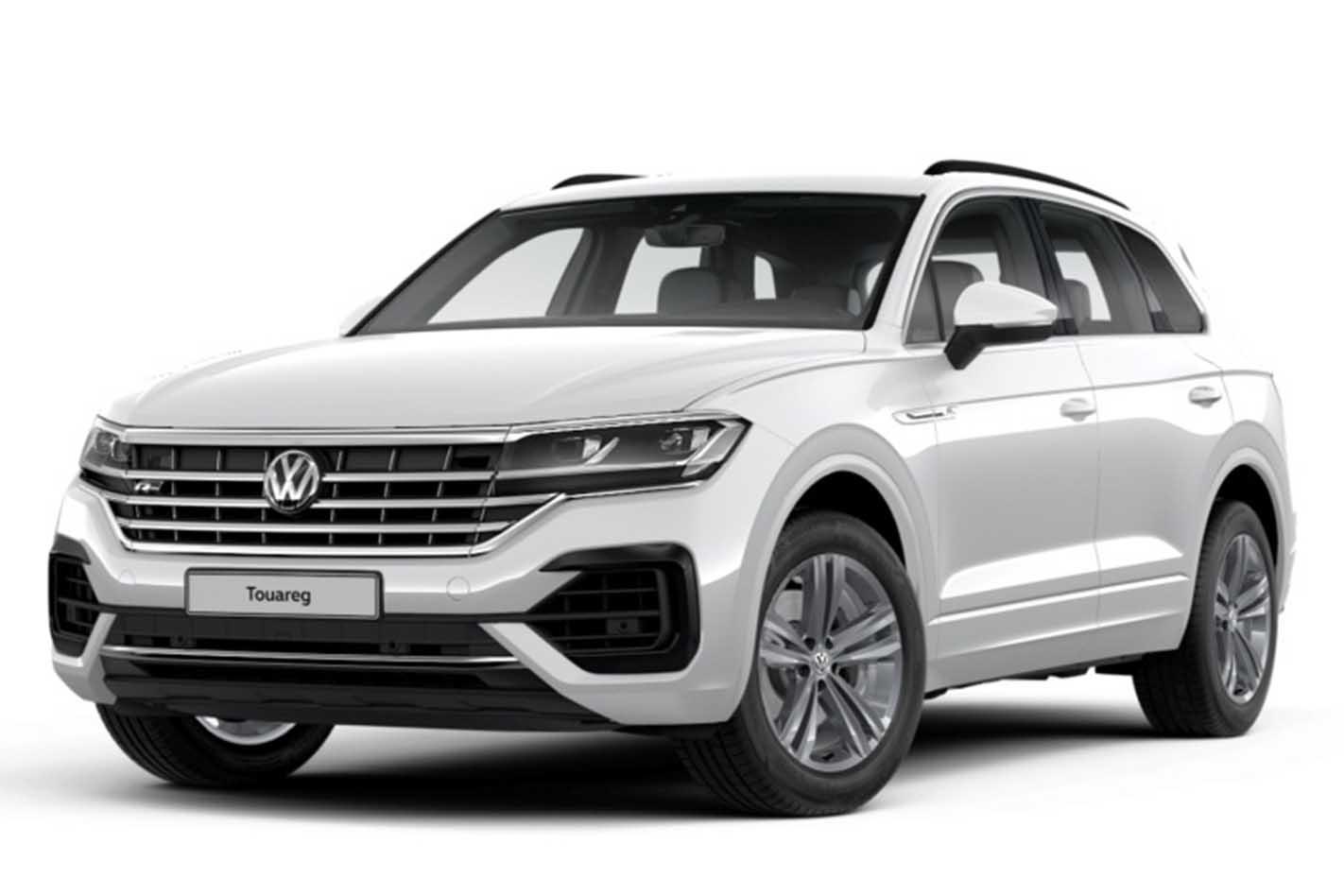 05. Volkswagen Touareg